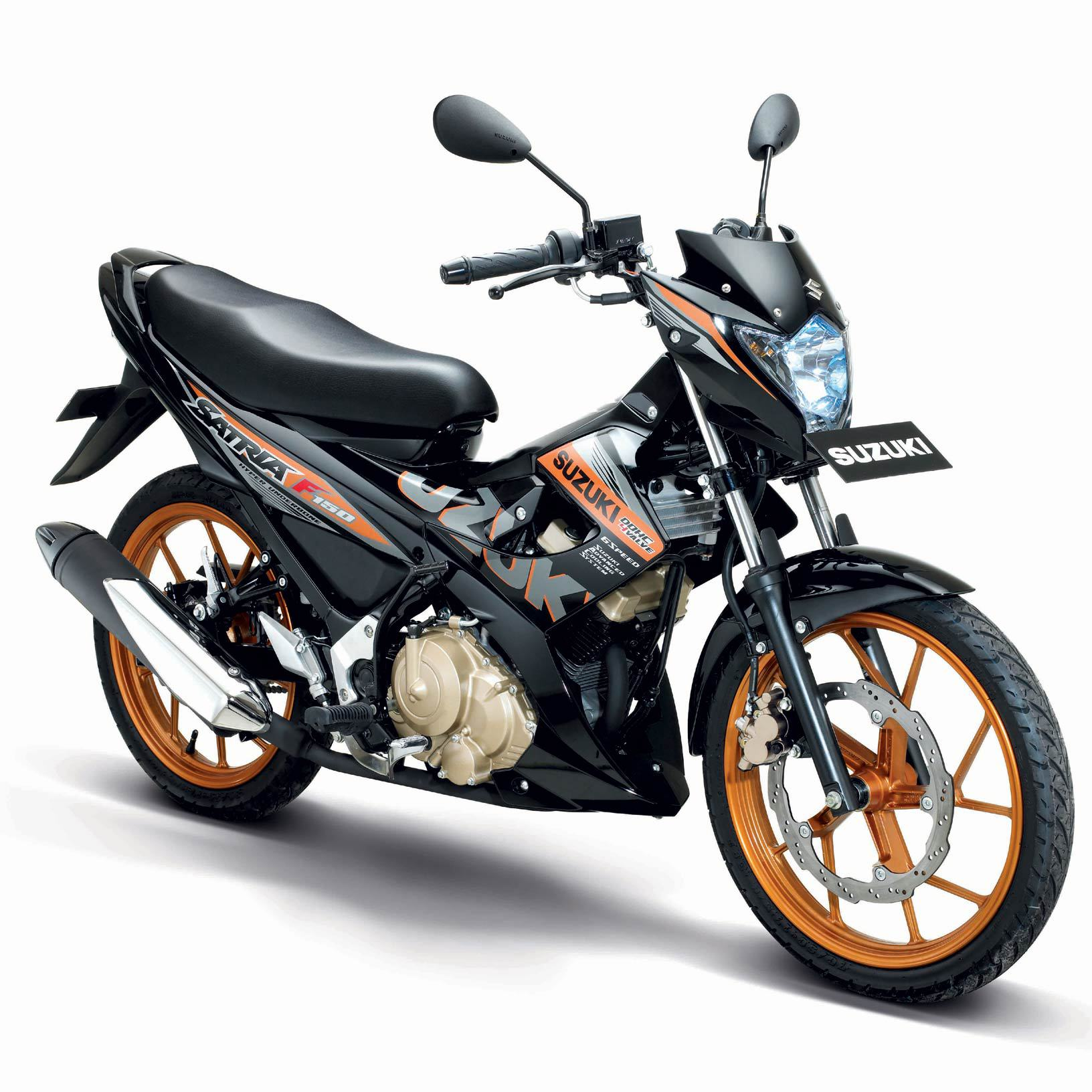 Jupiter MX King 150 Moncer New Honda Sonic 150 Tempel Ketat