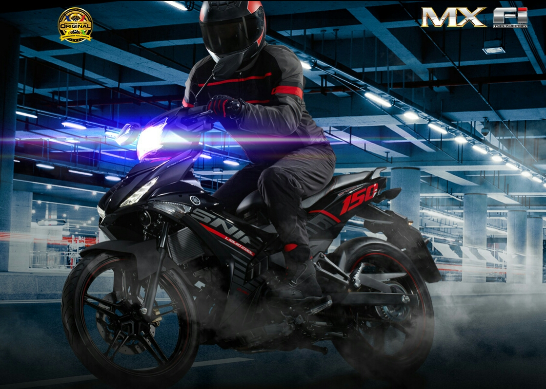 Yamaha Sniper 150MX Kembaran Jupiter MX King Di Filipina