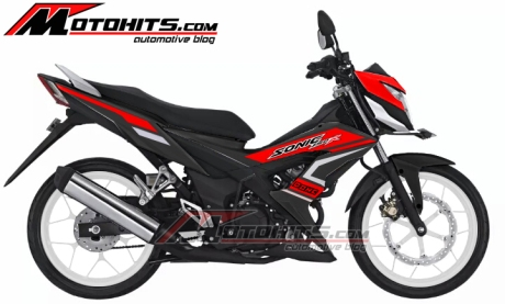modif decal new sonic 150