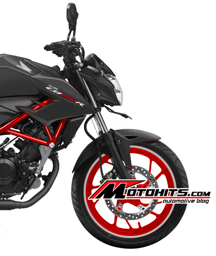 All New Honda CB150R SE 2016
