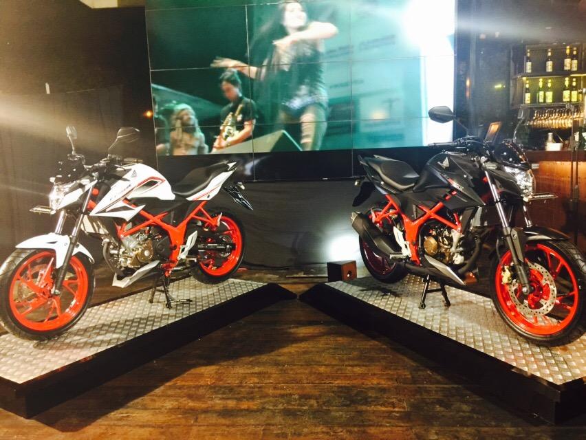 Honda Cb150r 2016 Motohits Com