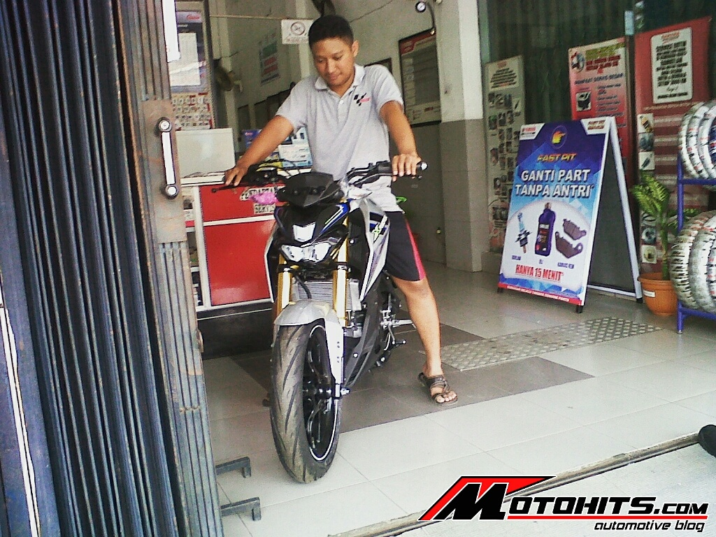 First Impression Yamaha Xabre 150 Image