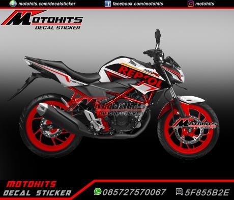 decal sticker all new Honda cb150r