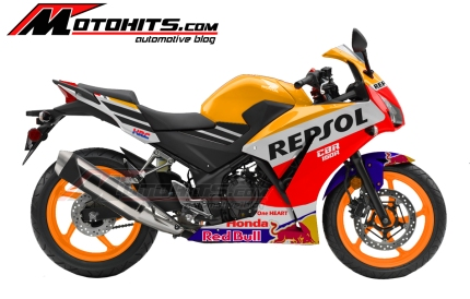 jual decals sticker CBR150R