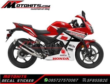 Honda CBR150R ahrt