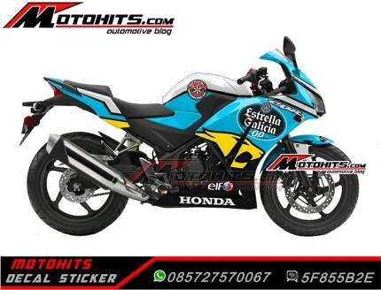 HONDA CBR150R Macr VDS