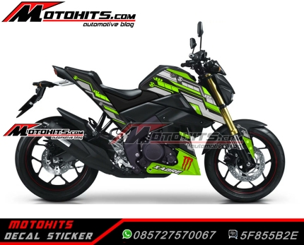 Bike : Yamaha Xabree Concept :Hitech Harga : Rp. 490.000