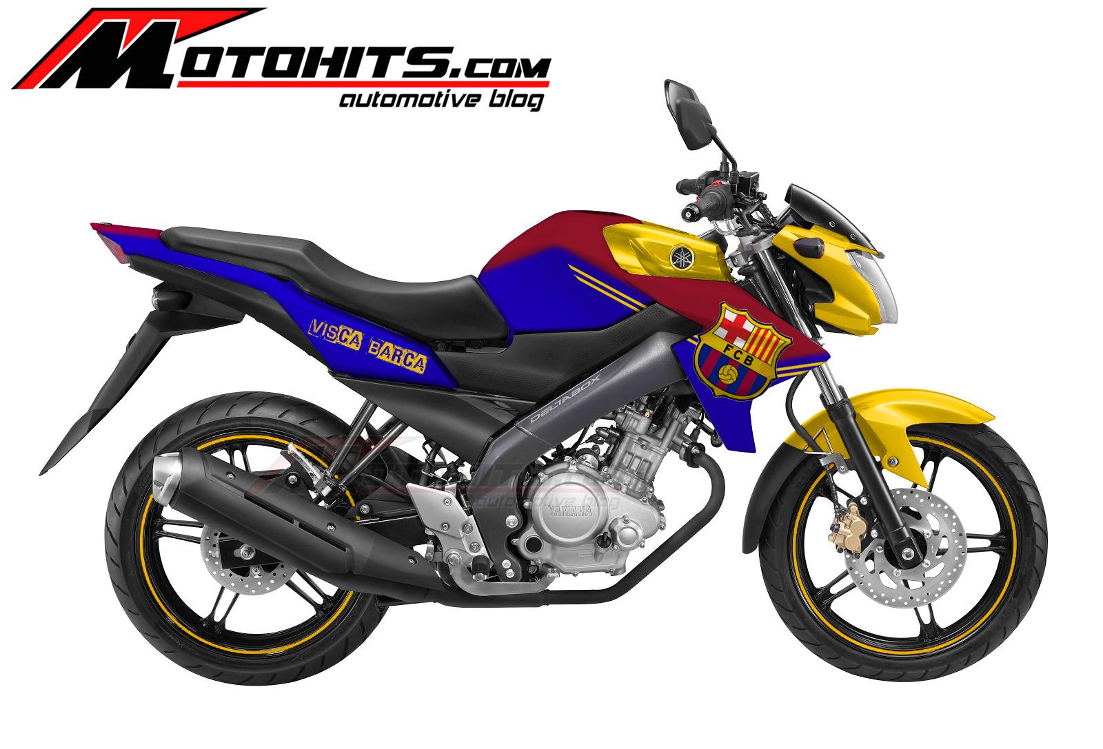 Yamaha New Vixion Motohitscom