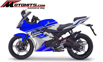decal sticker Yamaha R15