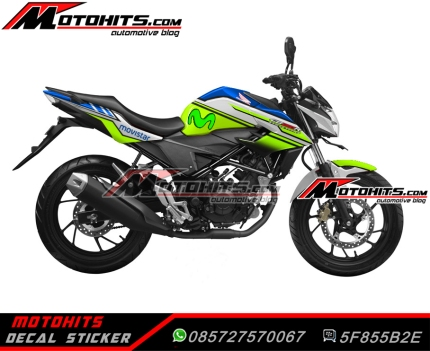 decal sticker Honda CB150r