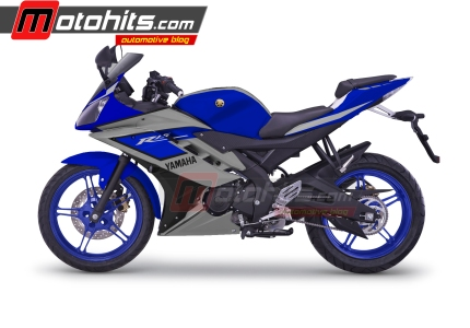 sticker decals yamaha R15