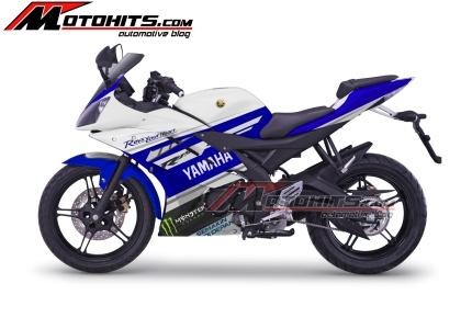 stickers decalas Yamaha R15