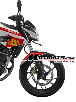 modifikasi striping CB150R
