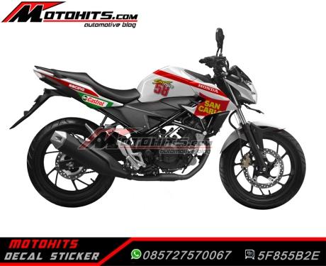 modifikasi striping CB150R