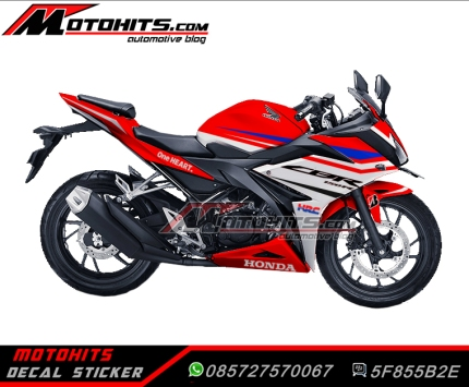 All New CBR150R 2016 honda racing