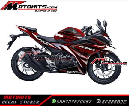 All New CBR150R black