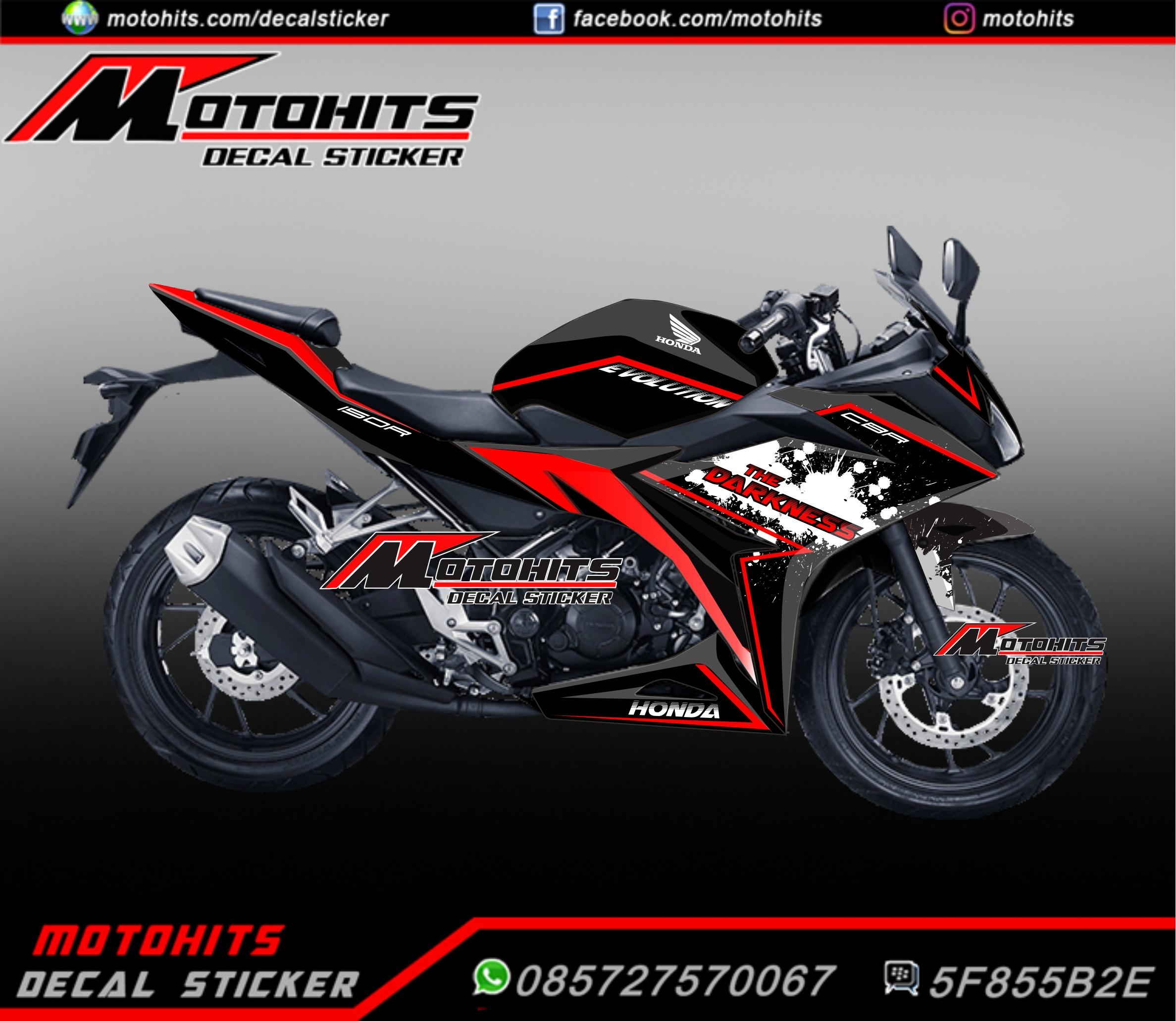 Gambar Modifikasi All New Honda Cbr150r By Baru Motor Sport Asli