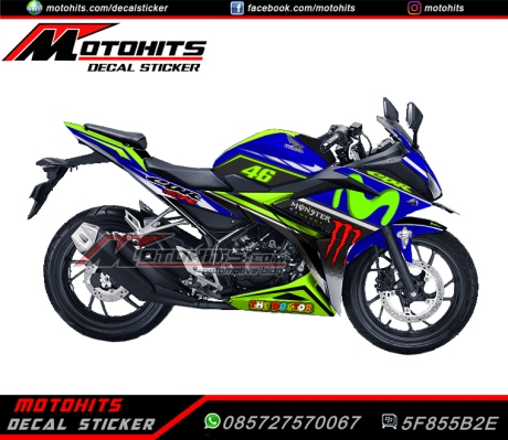Decal Sticker All New CBR150R