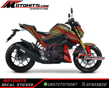 decal sticker yamaha xabre