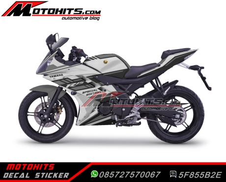 Decal sticker yamaha R15