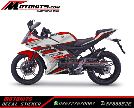 modif striping yamaha R15