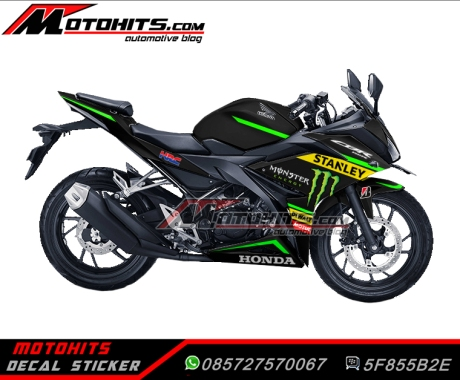 Decal sticler All New Honda CBR150R