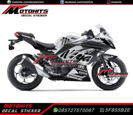 decal sticker Ninja 250Fi