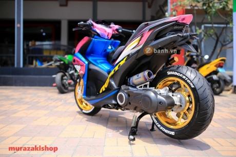 modifikasi Yamaha Aerox 155
