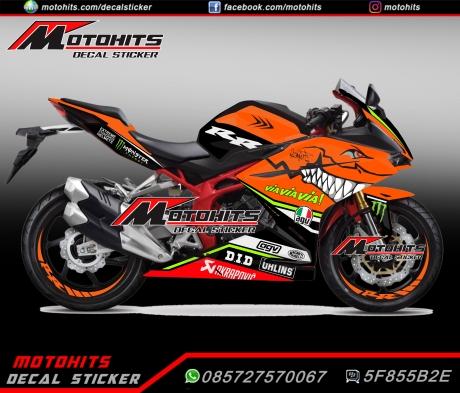 decal sticker Honda CBR250RR