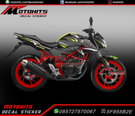 decal sticker cb150r