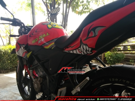 decal stciker cb150r