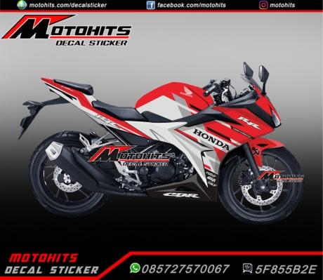 Decal Honda CBR150R