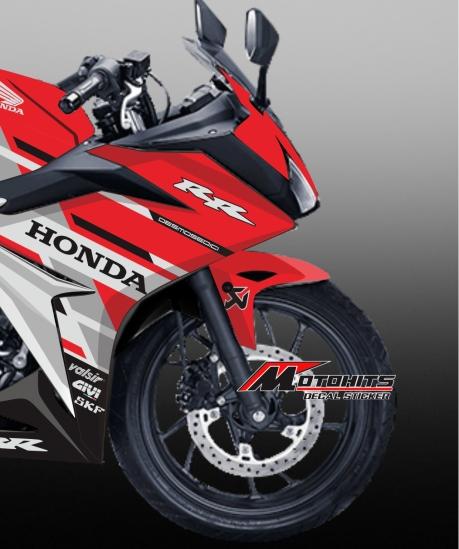 decal sticker all New Honda CBR150R