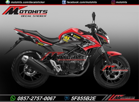 decal sticker Honda CB150R