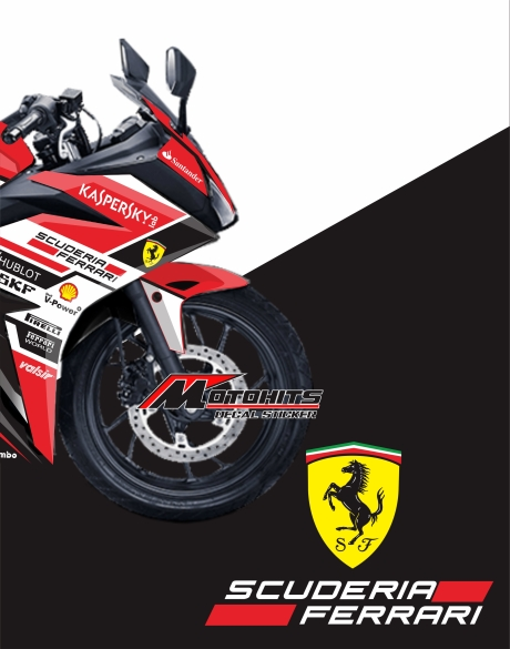 all new cbr150r ferrari