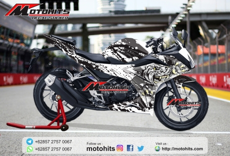 Decal All New CBR150R