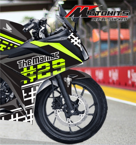 Decal Sticker Honda CBR150R