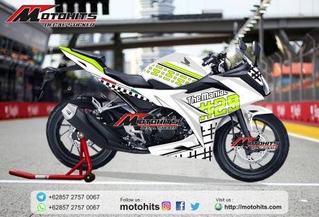 Decal Sticker Honda CBR150R